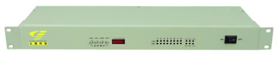 4FE Wire Speed Fiber Optical Network Series , 4 To16 E1 PDH Optical Multiplexer Low Cost