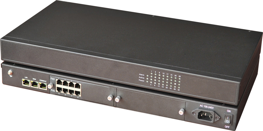 Web Browser Asterisk / Elastix VOIP Product Modular Plug And Play  ZTE Softswitch
