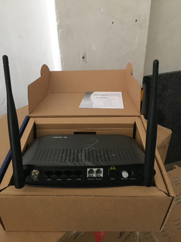 IGMP Proxy Fiberhome FTTX Gpon Series IMS Compatible Seamless Compatible With All Popular Call Agent